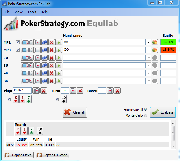 pot equity equilab 3