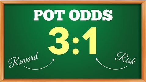 Pot odds Risk and Reward