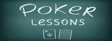 Poker lessons online malette jetons poker ceramique