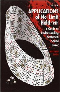 Applications Of No Limit Holdem