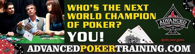 Advance Poker Training Banner