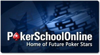 Pokerstars Pokerschool