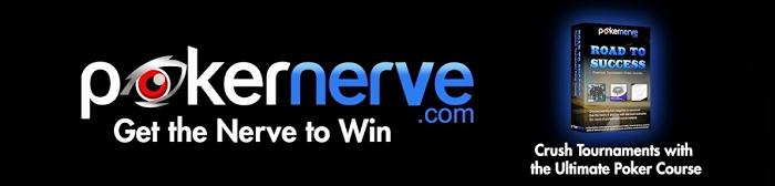 PokerNerve Training Banner