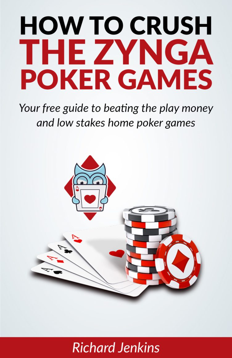 Playing poker at low limits in live cash games