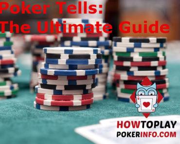 Poker Tells Image