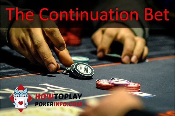 Continuation betting image