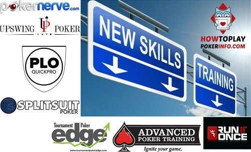 Poker training for beginners learning poker