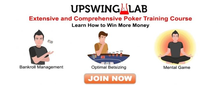 Upswing Poker Lab Training Course