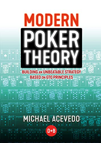 Modern Poker Theory by Michael Acevedo