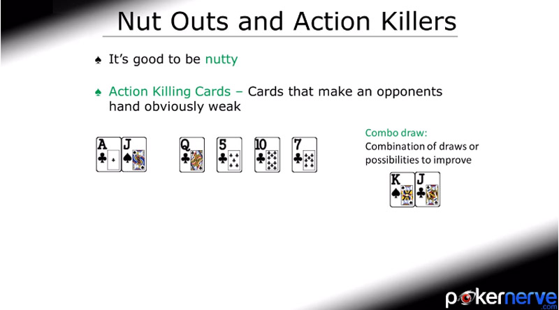 Road To Success module 3 - nut outs and action killers